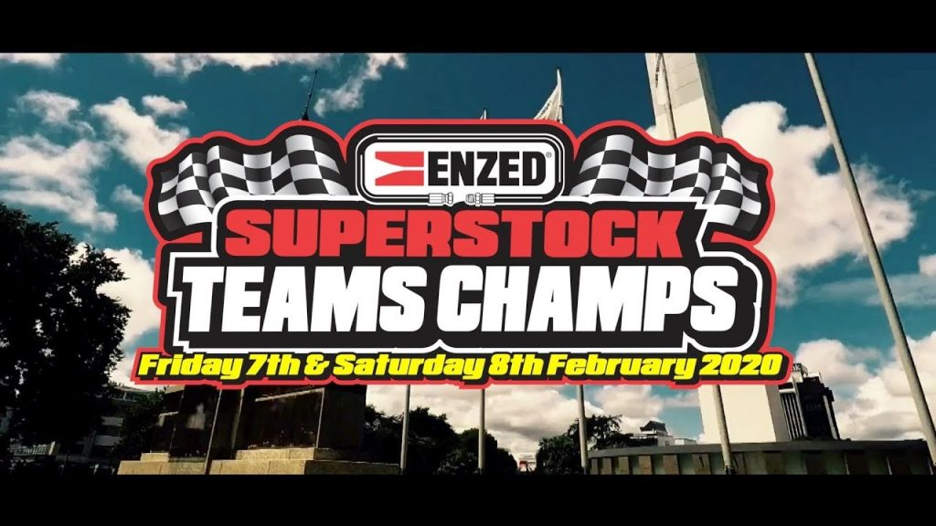 Stockcar Teams Championship Palmerston North