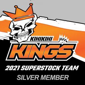Kihikihi Kings Silver Membership