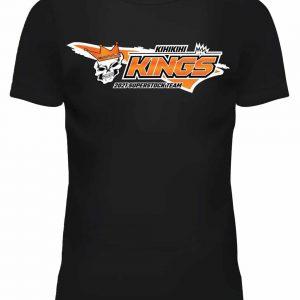 Kihikihi Kings Tee Front