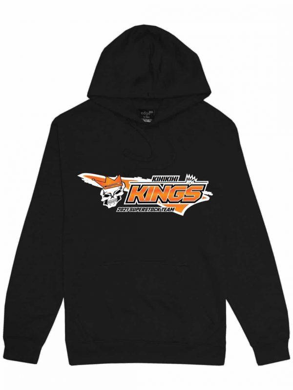 Kihikihi Kings Hoodie Front