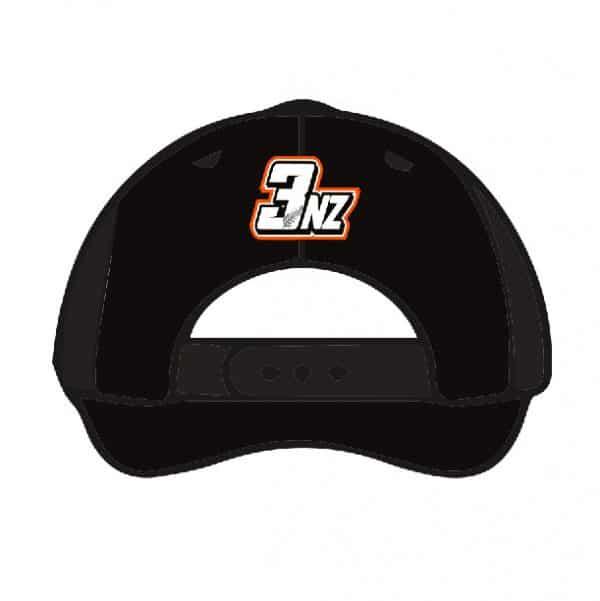 #3NZ Cap - Mitch Vickery