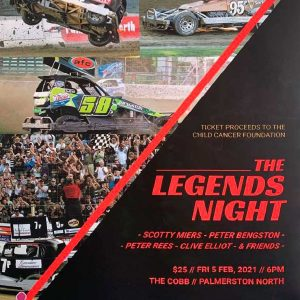 The Legends Night