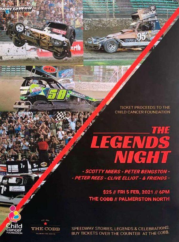 The Legends Night